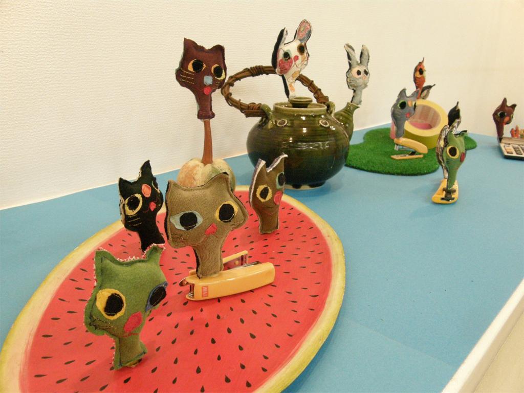 安部泰輔|横浜美術館|子どものための展覧会2012