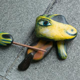 シャガール畑 Chagall field