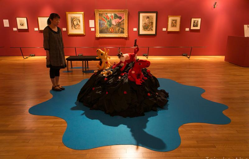 """シャガール動物 """"Chagall Animal"""""""