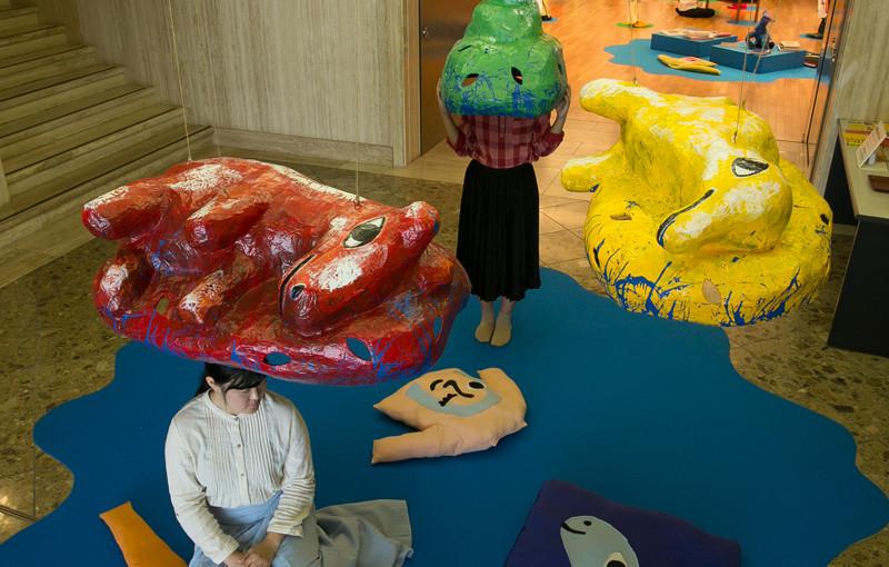 """シャガール人間 """"Chagall human"""""""